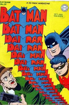 Batman Vol. 1 (1940-2011) (Comic Book) #31