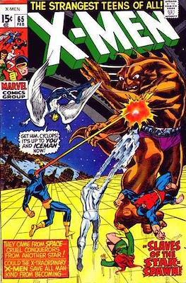 The Uncanny X-Men (1963-2011) (Comic-Book) #65