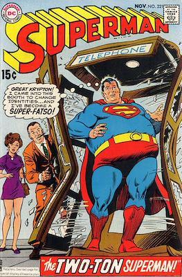 Superman Vol. 1 / Adventures of Superman Vol. 1 (1939-2011) (Comic Book) #221