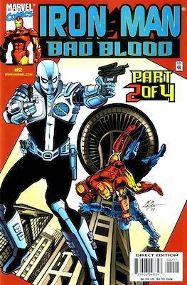 Iron Man: Bad Blood (Comic Book) #2