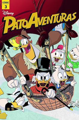 PatoAventuras (Cartoné 48 pp) #3
