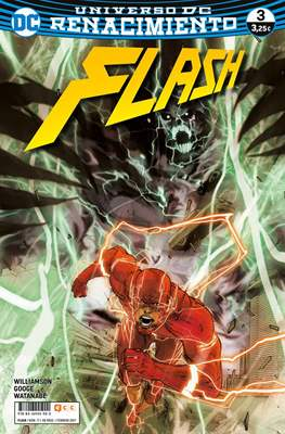 Flash. Nuevo Universo DC / Renacimiento (Rústica / Grapa.) #17 / 3