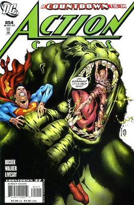 Action Comics Vol. 1 (1938-2011; 2016-) (Comic Book) #854