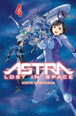 Astra Lost in Space (Rústica con sobrecubierta) #4
