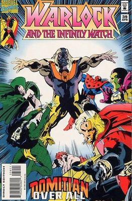 Warlock and the Infinity Watch (Comic-Book) #39