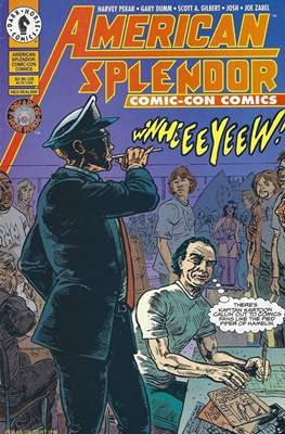 American Splendor - Comic-Con Comics