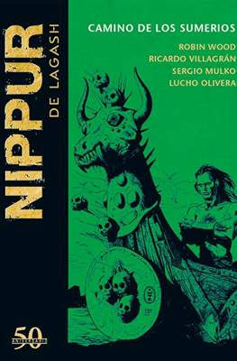 Nippur de Lagash. 50 Aniversario (Cartoné 90 pp, 21x29,5 cm) #19
