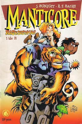 Manticore (Grapa, 28 páginas (1996-1998)) #3