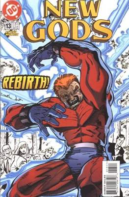 New Gods Vol. 4 (Comic Book) #13