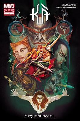 Ka. Cirque du Soleil