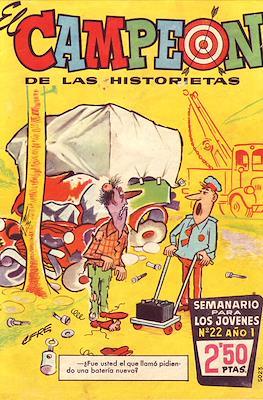 El Campeón (1960) (Grapa) #22