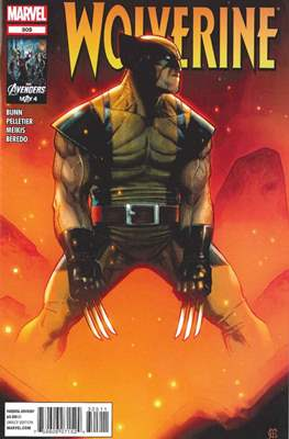 Wolverine (2012-2013) (Grapa) #305