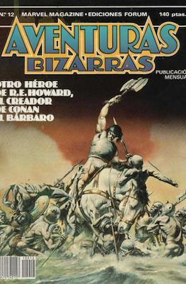 Aventuras Bizarras (1983-1985) #12