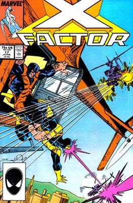 X-Factor Vol. 1 (1986-1998) (Comic Book) #17