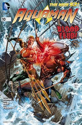 Aquaman Vol. 7 (2011-2016) (Comic-book) #10