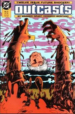 Outcasts Vol. 1 (1987-1988) #5