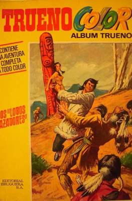 Trueno Color (Rústica, 64 páginas (1970)) #14