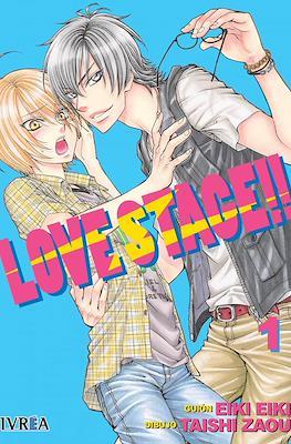 Love Stage!! (Rústica con sobrecubierta) #1