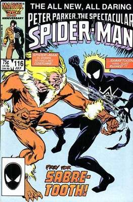 The Spectacular Spider-Man Vol. 1 (Comic Book) #116