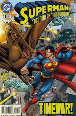 Superman The Man of Tomorrow Vol. 1 (Comic Book) #11