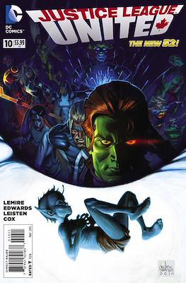 Justice League United (2014-2016) (Grapa) #10