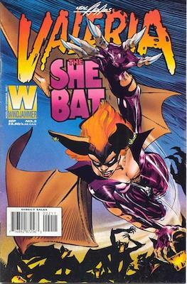 Valeria the She-Bat Vol. 1 (Comic Book) #2