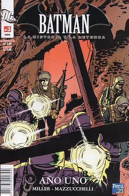 Batman. La Historia y la Leyenda (Grapa) #3