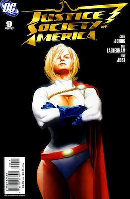 Justice Society of America Vol. 3 (2007-2011) #9