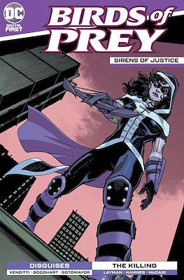 Birds of Prey: Sirens of Justice (Digital) #2