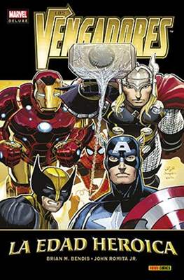 Los Vengadores. Marvel Deluxe (Cartoné 144-320 pp) #1