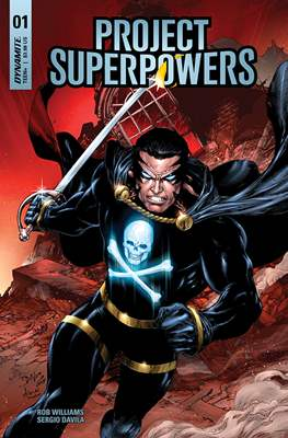 Project Superpowers Vol. 2 (Comic Book) #2