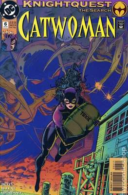 Catwoman Vol. 2 (1993) (Comic Book) #6