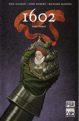 Marvel 1602 (Comic Book) #3