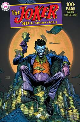 Joker 80th Anniversary 100-Page Super Spectacular (Variant Covers) #1.1