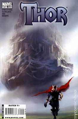 Thor / Journey into Mystery Vol. 3 (2007-2013) (Comic-Book) #601