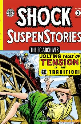 The EC Archives: Shock SuspenStories (Hardcover) #3
