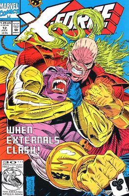 X-Force Vol. 1 (1991-2002) (Comic Book) #12