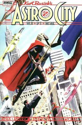 Astro City vol. 2 (1998-2001) (Grapa 24 pp) #1