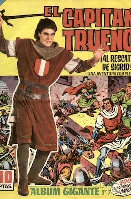 El Capitán Trueno. Album gigante #7