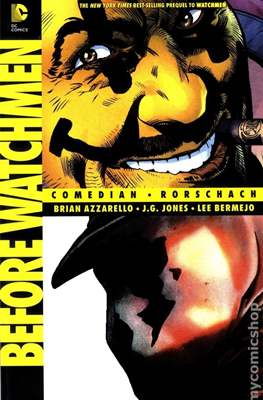 Before Watchmen (Softcover) #1