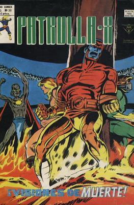 Patrulla-X Vol. 3 (1976-1980) (Rústica 40 pp) #30