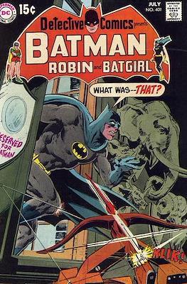 Detective Comics Vol. 1 (1937-2011; 2016-) (Comic Book) #401
