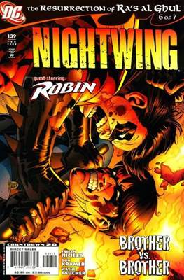 Nightwing Vol. 2 (1996) (Saddle-stitched) #139
