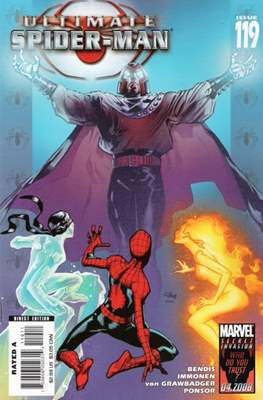 Ultimate Spider-Man (2000-2009; 2011) (Comic-Book) #119