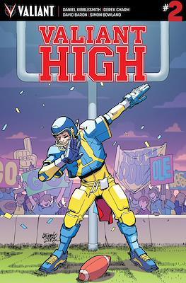 Valiant High (Comic book) #2