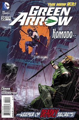 Green Arrow vol. 5 (2011-2016) (Comic-Book) #20