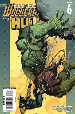 Ultimate Wolverine vs. Hulk (Comic-book) #6