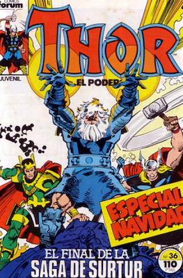 Thor, el Poderoso (1983-1987) #36