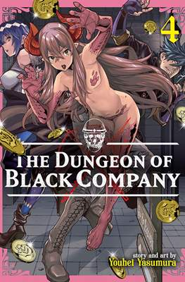 The Dungeon of Black Company #4