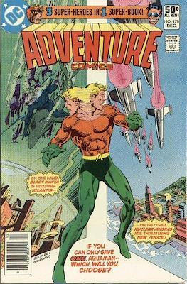 New Comics / New Adventure Comics / Adventure Comics (1935-1983; 2009-2011) (Saddle-Stitched) #478